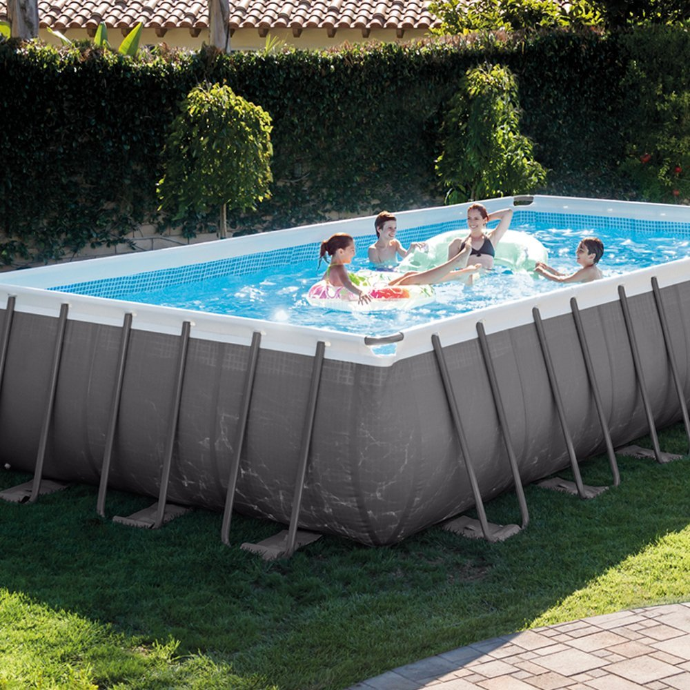 Intex Piscine Hors Sol 8 x 8 x 8 cm 8