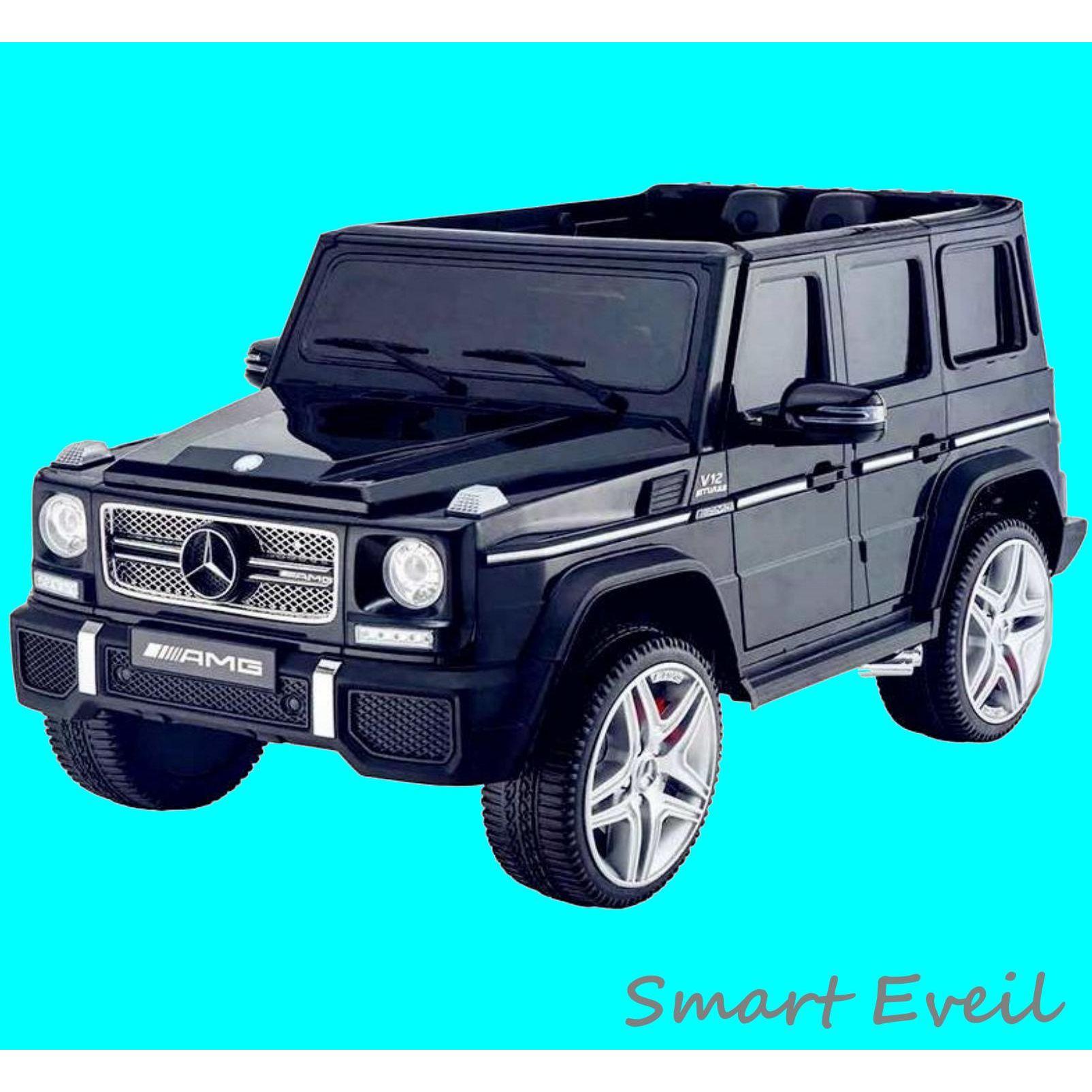 Enfants Mercedes 4 G Electrique 63amg Bri 12volts 4 Voiture rCBoWxde